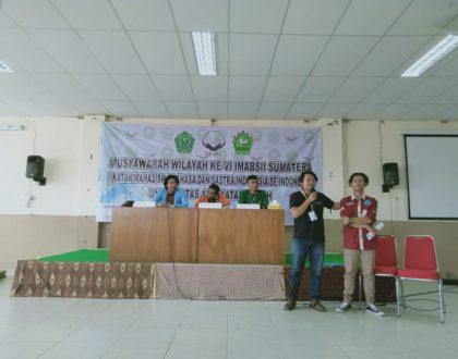 Nafri dwi boy terpilih sebagai Koordinator Wilayah (Korwil) 1 Sumatera IMABSII Periode 2019-2021