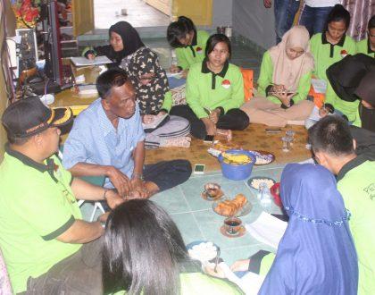 Mahasiswa PBSI Pelajari Bahasa Suku Duano di Tanjabtim